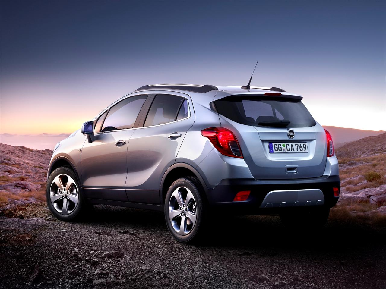foto opel mokka opel mokka 2. Black Bedroom Furniture Sets. Home Design Ideas
