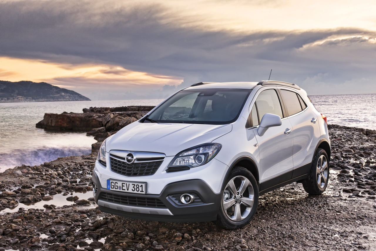 foto opel mokka opel mokka 4. Black Bedroom Furniture Sets. Home Design Ideas
