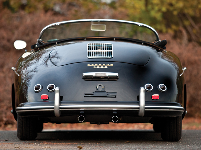 hou het laag met een porsche 356 speedster occasion. Black Bedroom Furniture Sets. Home Design Ideas