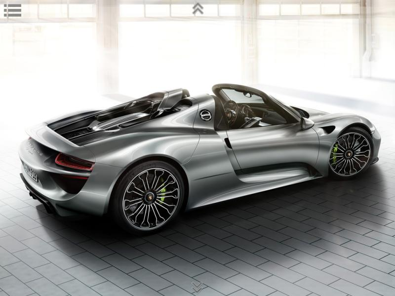 details porsche 918 spyder uitgelekt incl ringtijd. Black Bedroom Furniture Sets. Home Design Ideas