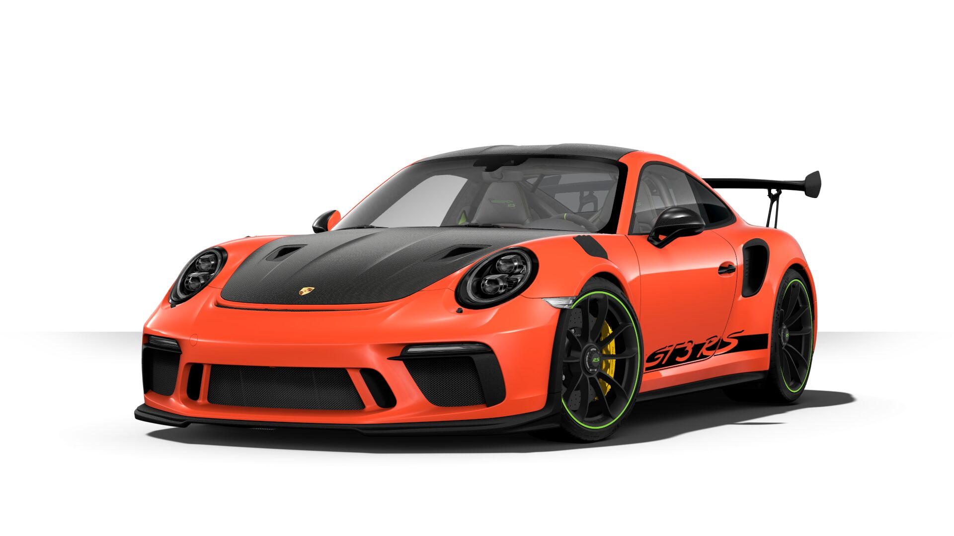 gooi de porsche 911 gt3 rs door de configurator. Black Bedroom Furniture Sets. Home Design Ideas
