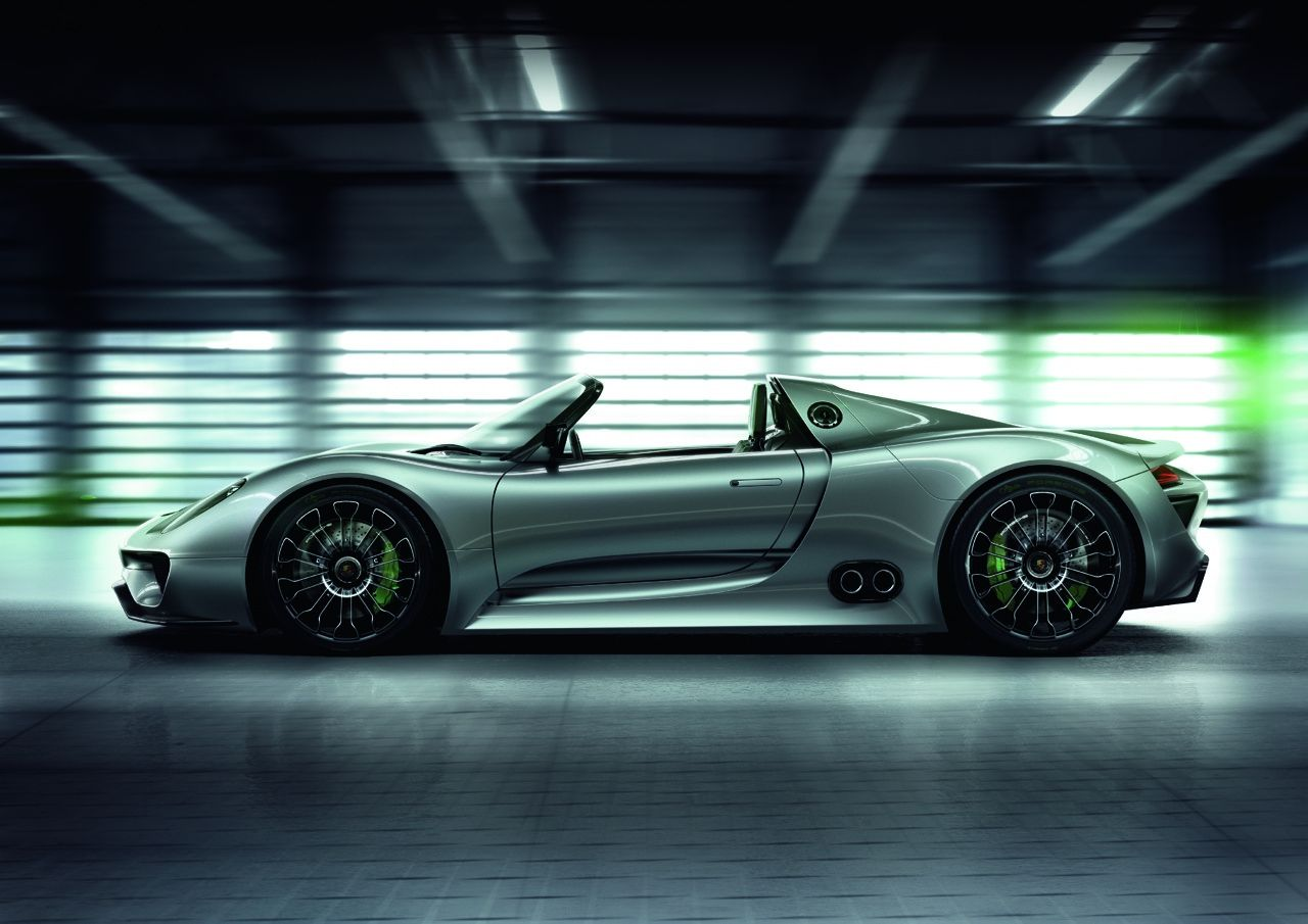 brekend porsche 918 spyder officieel in verkoop. Black Bedroom Furniture Sets. Home Design Ideas