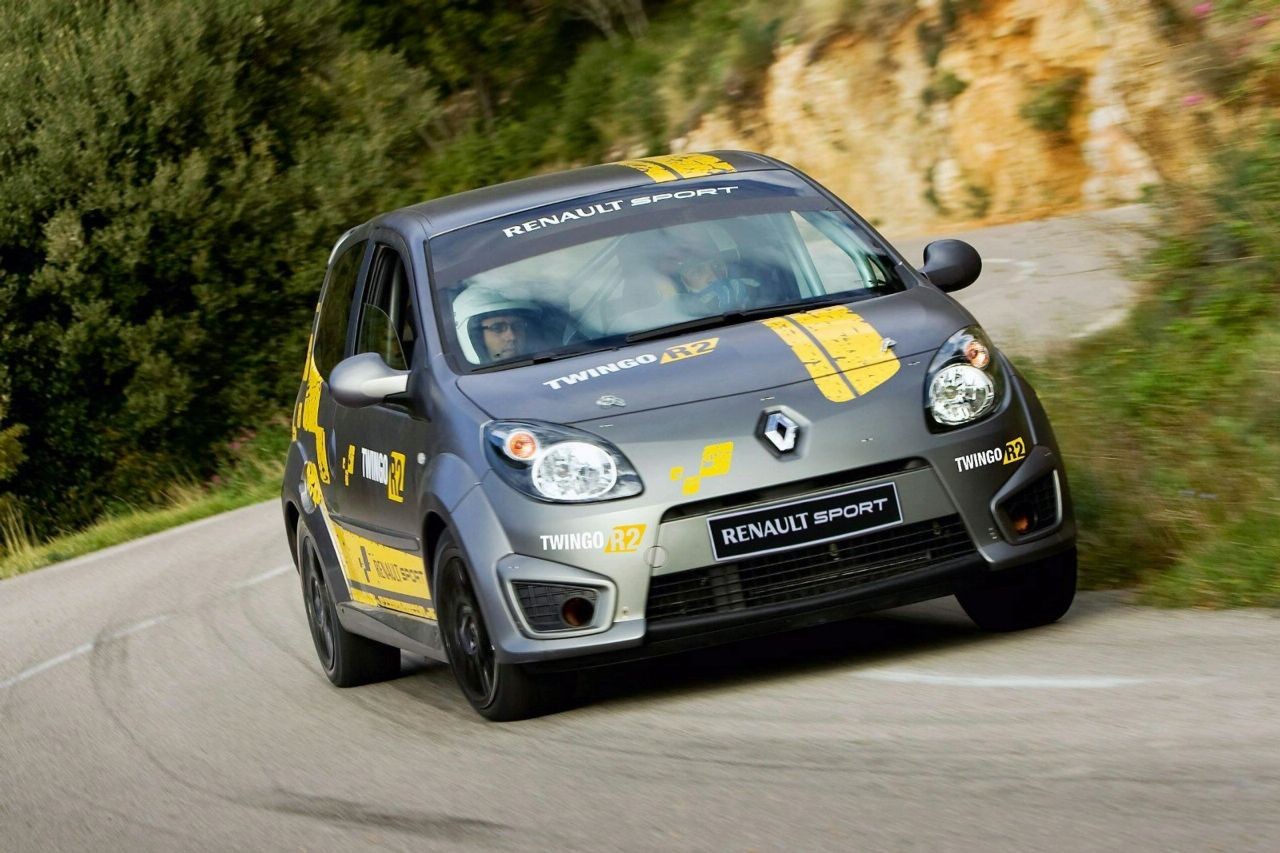 Mercedes Benz Lease >> Foto: Renault Twingo RS Rally Renault Twingo RS Rally 03 : Autoblog.nl