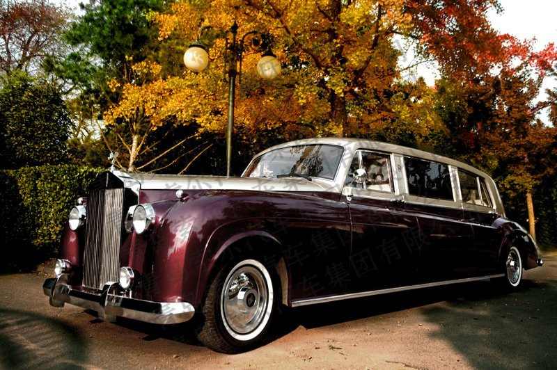 Chinese Replica Rolls Royce Kost Slechts 30 000 Euro