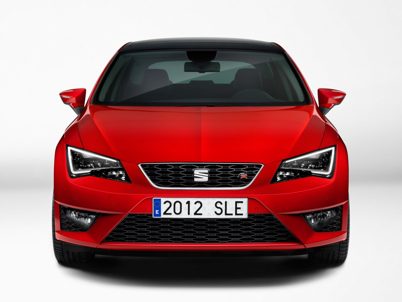 foto seat 0 gelekt seat leon 2012 seat leon 2012 06. Black Bedroom Furniture Sets. Home Design Ideas