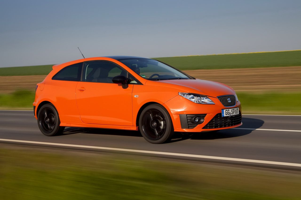 seat ibiza sc sport edition is veel show zonder go. Black Bedroom Furniture Sets. Home Design Ideas