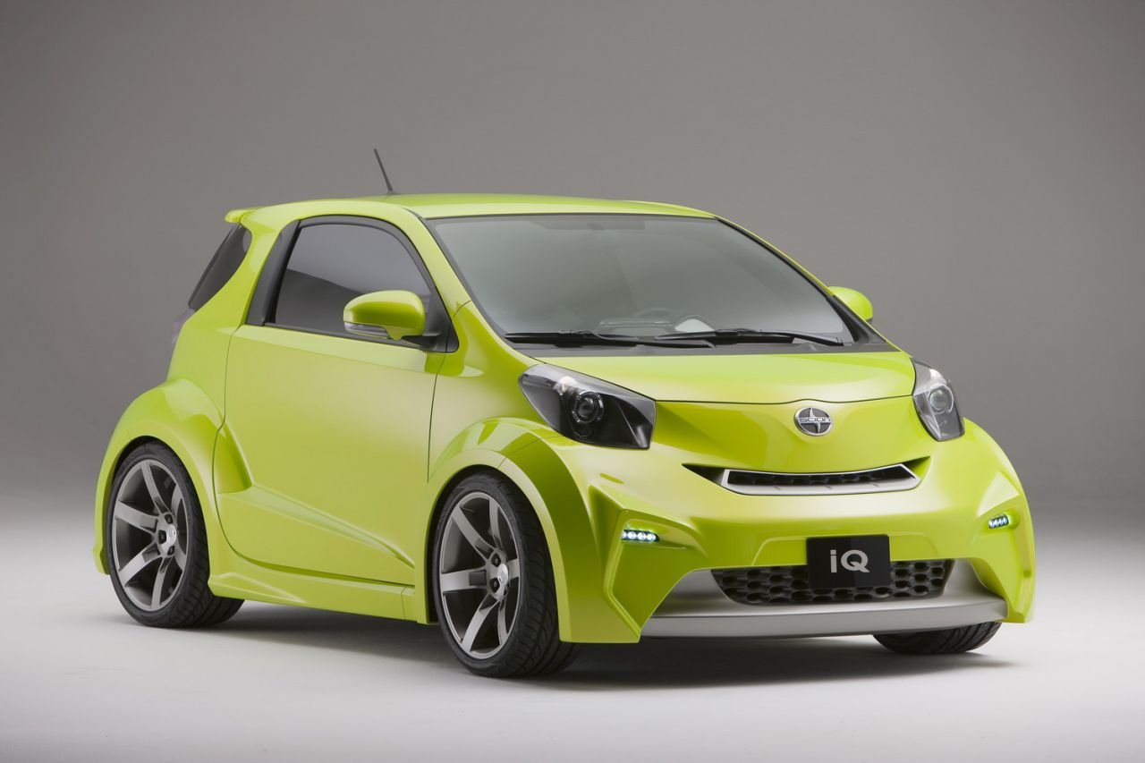 Scion Iq Concept In New York Autoblog Nl