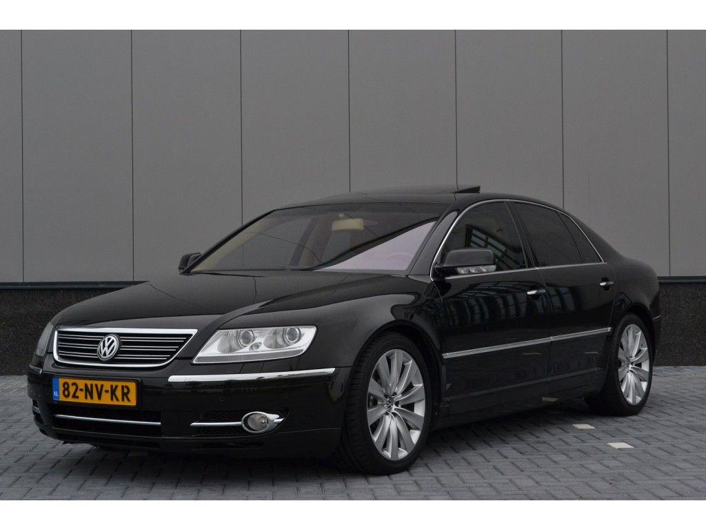een vw phaeton met w12 wat kost dat. Black Bedroom Furniture Sets. Home Design Ideas
