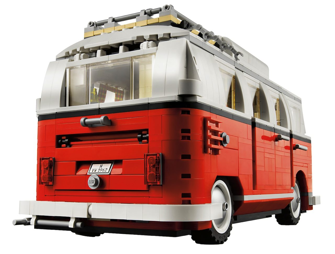 wie wil deze vw t1 camper van lego nou niet. Black Bedroom Furniture Sets. Home Design Ideas