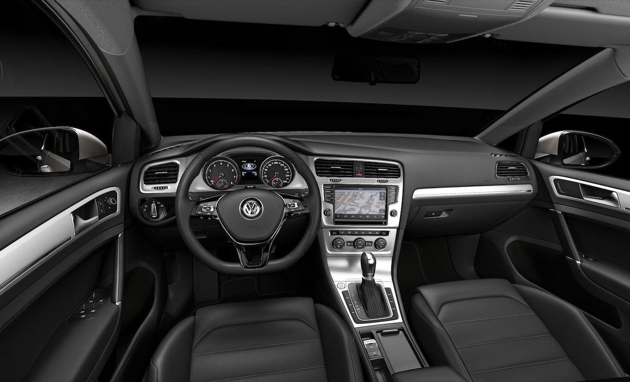 Volkswagen golf vii pagina 2 for Interieur golf 7