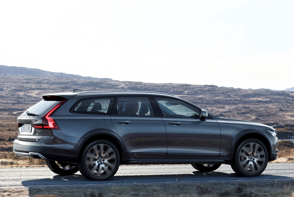 Officieel De Volvo V90 Cross Country Updated Autoblog Nl