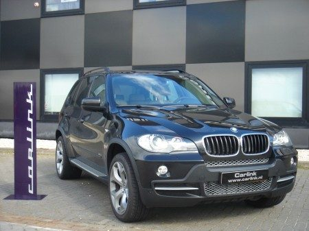 Gejatte BMW X5 Carlink