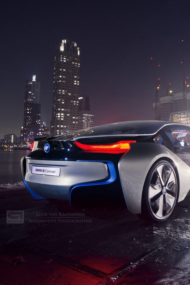 Wallpaper Bmw I8 In Alle Maten Ook Iphone Autoblog Nl